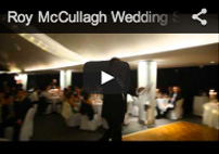 Roy Mccalluagh Wedding